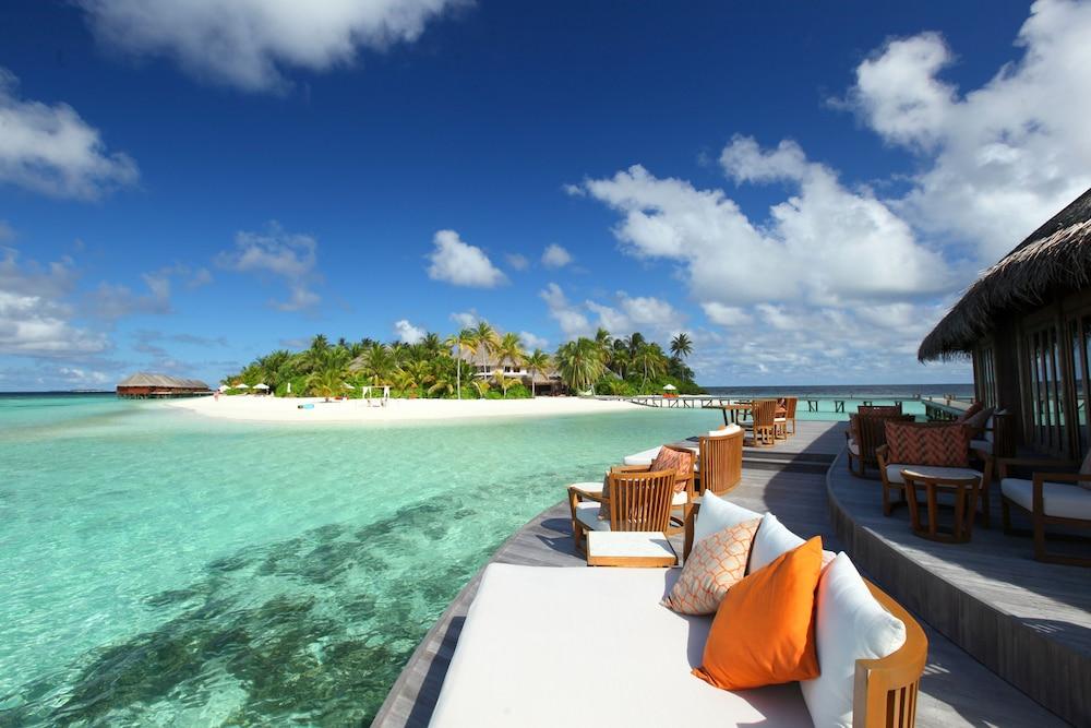 미리히 아일랜드 리조트(Mirihi Island Resort) Hotel Image 52 - Restaurant