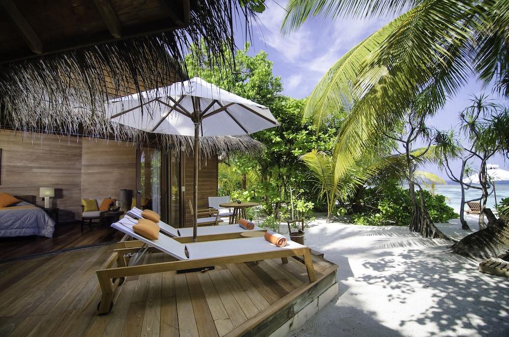 미리히 아일랜드 리조트(Mirihi Island Resort) Hotel Image 18 - Terrace/Patio