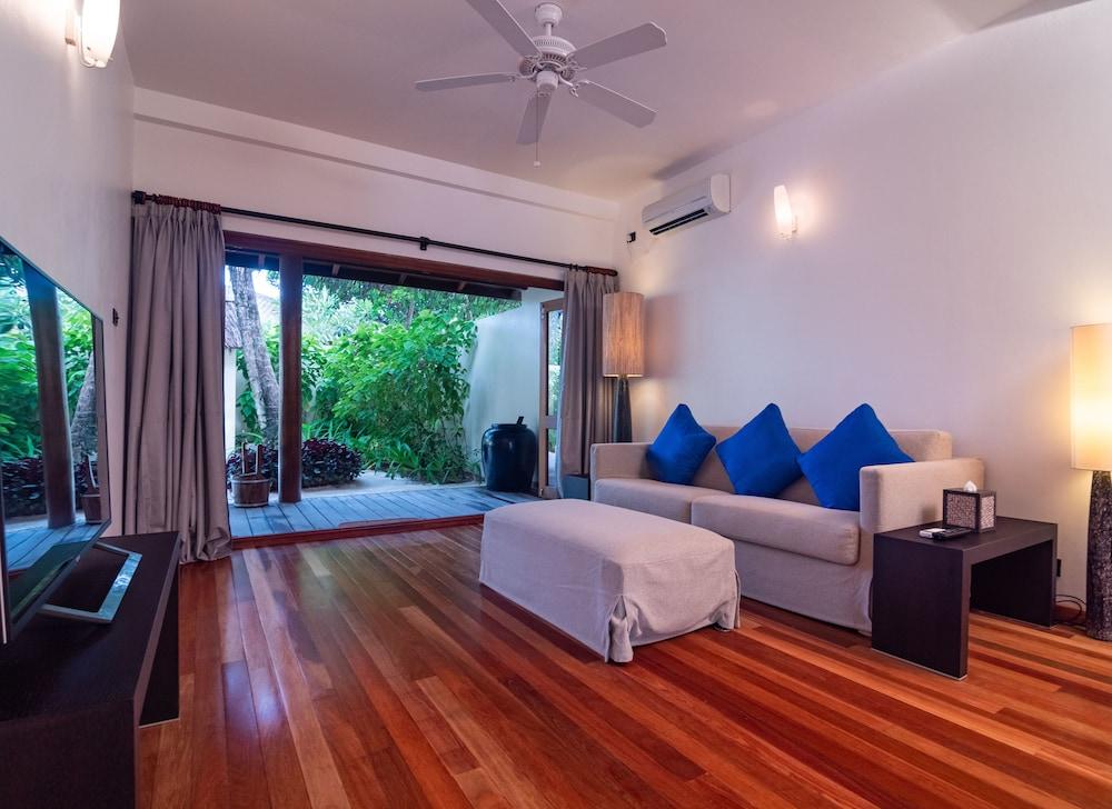 미리히 아일랜드 리조트(Mirihi Island Resort) Hotel Image 13 - Living Room