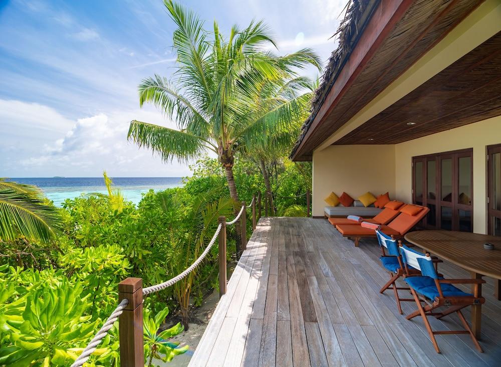 미리히 아일랜드 리조트(Mirihi Island Resort) Hotel Image 22 - Terrace/Patio