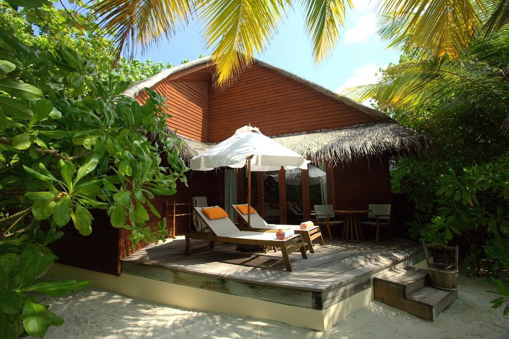 미리히 아일랜드 리조트(Mirihi Island Resort) Hotel Image 20 - Terrace/Patio
