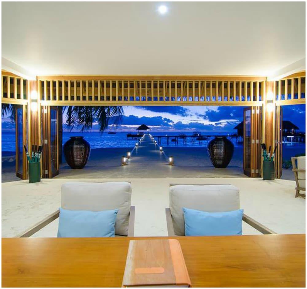 미리히 아일랜드 리조트(Mirihi Island Resort) Hotel Image 3 - Reception