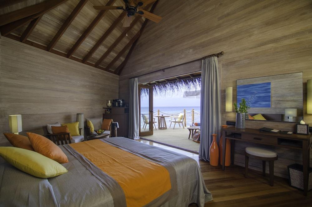 미리히 아일랜드 리조트(Mirihi Island Resort) Hotel Image 7 - Guestroom