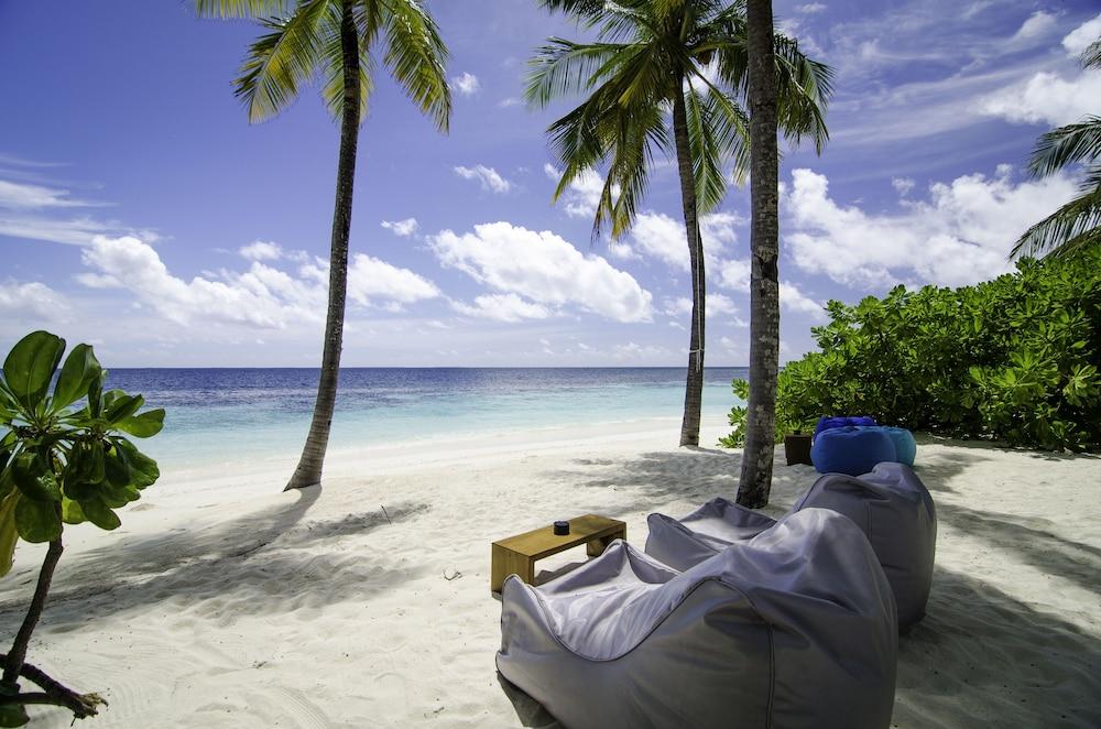 미리히 아일랜드 리조트(Mirihi Island Resort) Hotel Image 70 - Hotel Bar