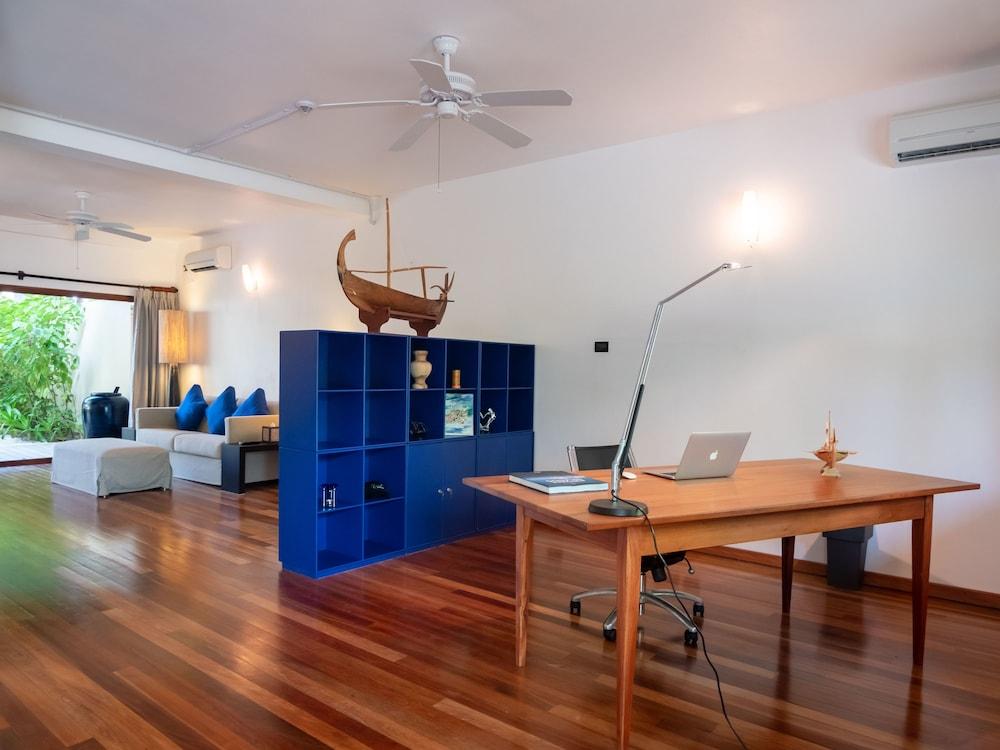 미리히 아일랜드 리조트(Mirihi Island Resort) Hotel Image 15 - Living Room