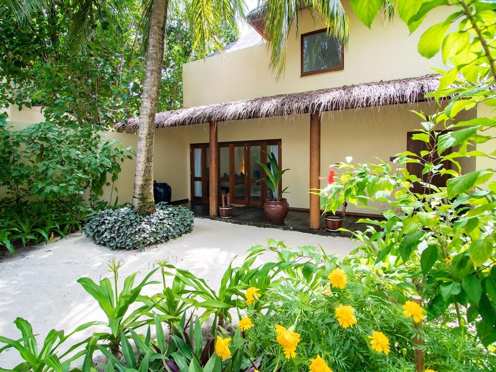 미리히 아일랜드 리조트(Mirihi Island Resort) Hotel Image 23 - Terrace/Patio