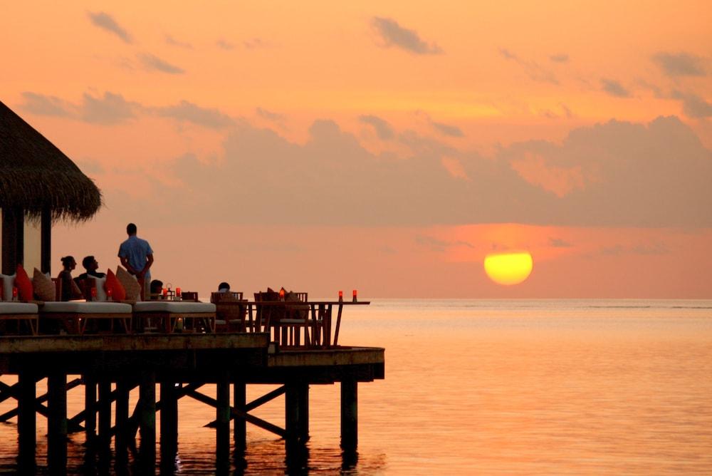 미리히 아일랜드 리조트(Mirihi Island Resort) Hotel Image 111 - Restaurant