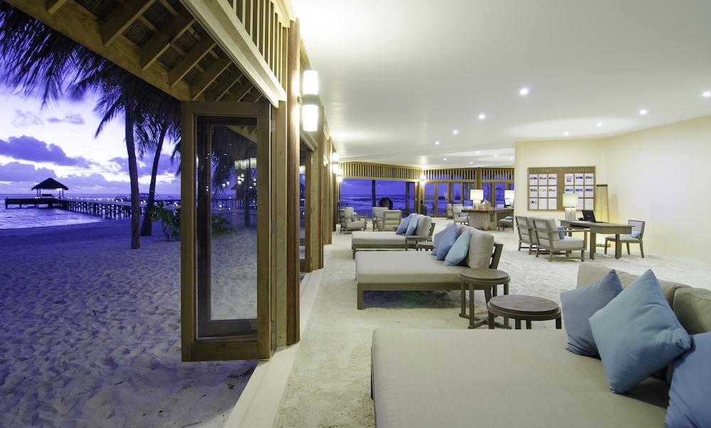 미리히 아일랜드 리조트(Mirihi Island Resort) Hotel Image 2 - Reception