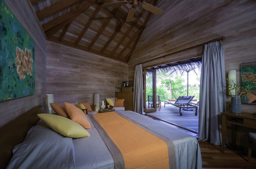 미리히 아일랜드 리조트(Mirihi Island Resort) Hotel Image 5 - Guestroom