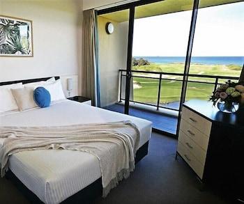 沙市貝斯特韋斯特飯店 - 臥龍崗高爾夫俱樂部 Best Western City Sands - Wollongong Golf Club