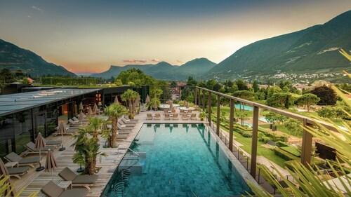 . Hotel Therme Meran - Terme Merano