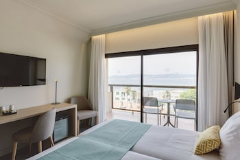 Double Room Pool+Sea View Single Use