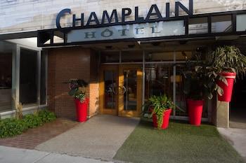 Hotel - Hôtel Champlain Vieux Québec
