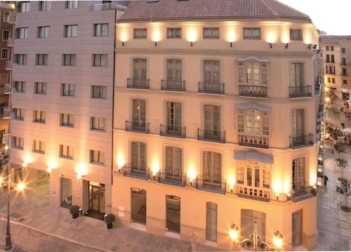 Malaga - Molina Lario Hotel - z Warszawy, 11 kwietnia 2021, 3 noce
