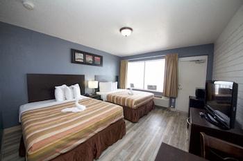 Double Room, 2 Double Beds, Balcony, Oceanfront