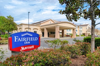 Hotel - Fairfield Inn by Marriott Sacramento Cal Expo