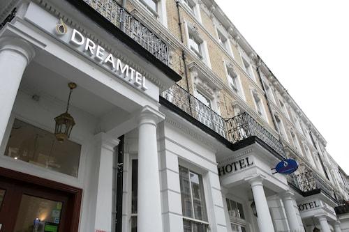 Londyn - Dreamtel London Kensington - z Bydgoszczy, 9 kwietnia 2021, 3 noce
