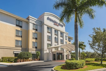 Hotel - SpringHill Suites by Marriott Fort Myers Airport