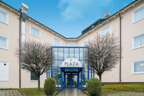 . Plaza Hotel Mühldorf am Inn
