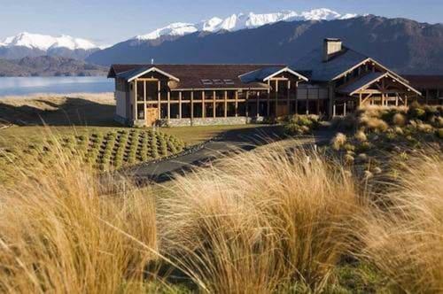 Fiordland Lodge, Southland