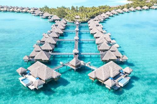 . The St. Regis Bora Bora Resort