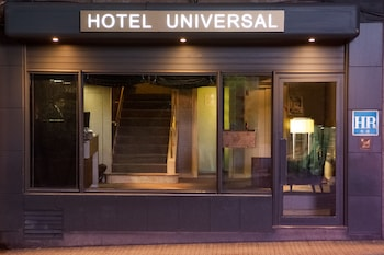 Hotel - Hotel Universal