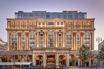Hotel - The Ritz-Carlton, Moscow