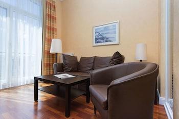 Hotel Vier Jahreszeiten Zingst - Living Area  - #0