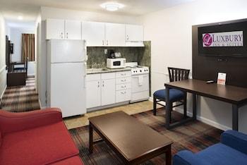 Hotel - Luxbury Inn & Suites