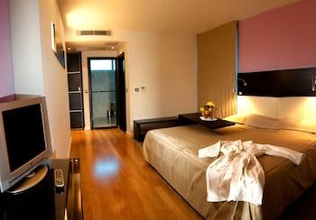 Comfort Suite, Balcony, Sea View