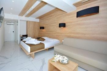 Comfort Quadruple Room, Balcony, Annex Building