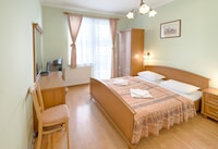 Standard Double Room Single Use (includes 15% off  for spa in Lazne 5)