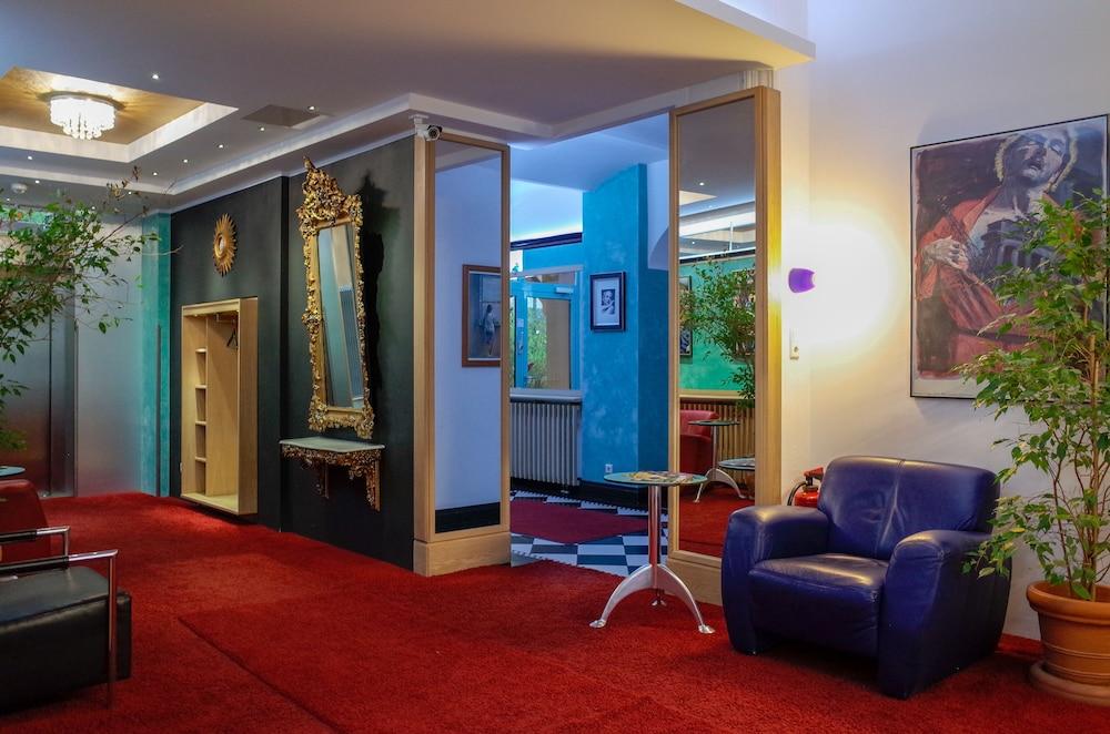 ホテル ザクセンホフ ベルリン