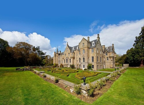 . Carberry Tower Mansion House and Estate