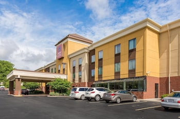 Hotel - Comfort Suites Fairview Heights