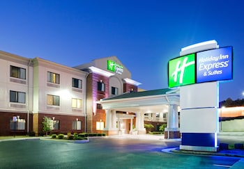 Holiday Inn Express Hotel & Suites Rocky Mount photo