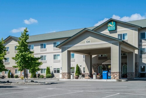 __{offers.Best_flights}__ Quality Inn & Suites at Olympic National Park
