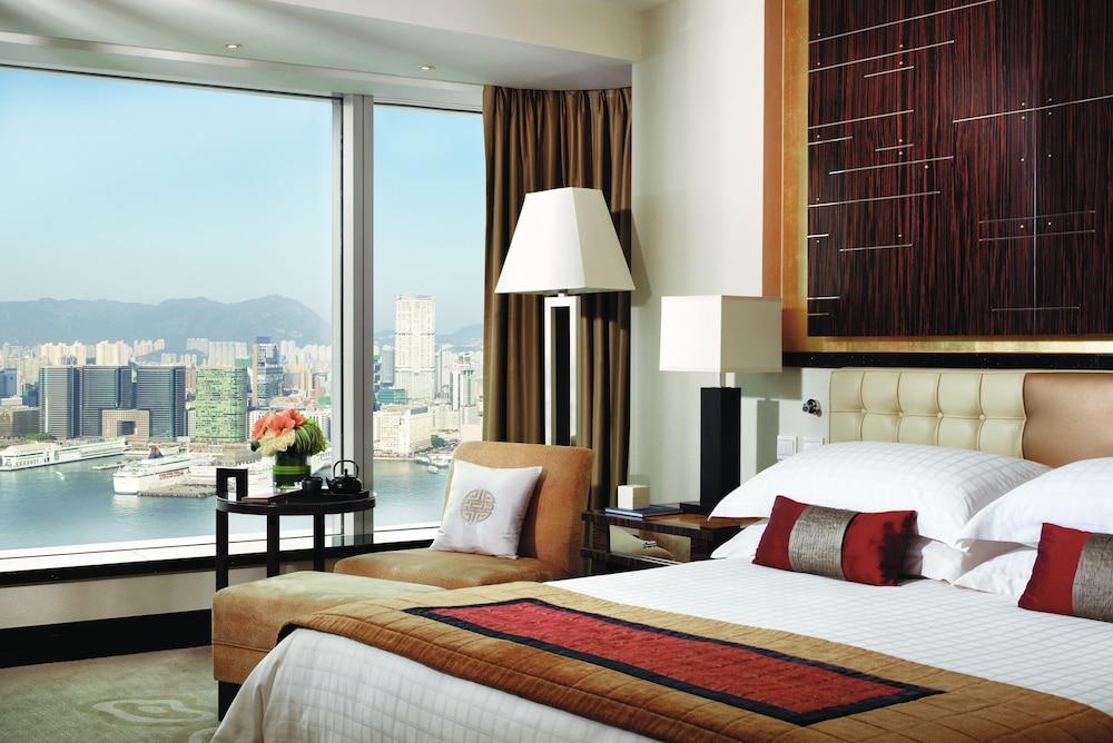 포 시즌스 호텔 홍콩(Four Seasons Hotel Hong Kong) Hotel Image 23 - Guestroom