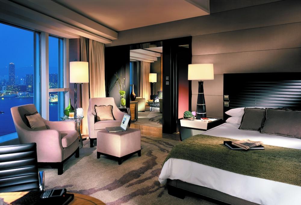 포 시즌스 호텔 홍콩(Four Seasons Hotel Hong Kong) Hotel Image 26 - Guestroom