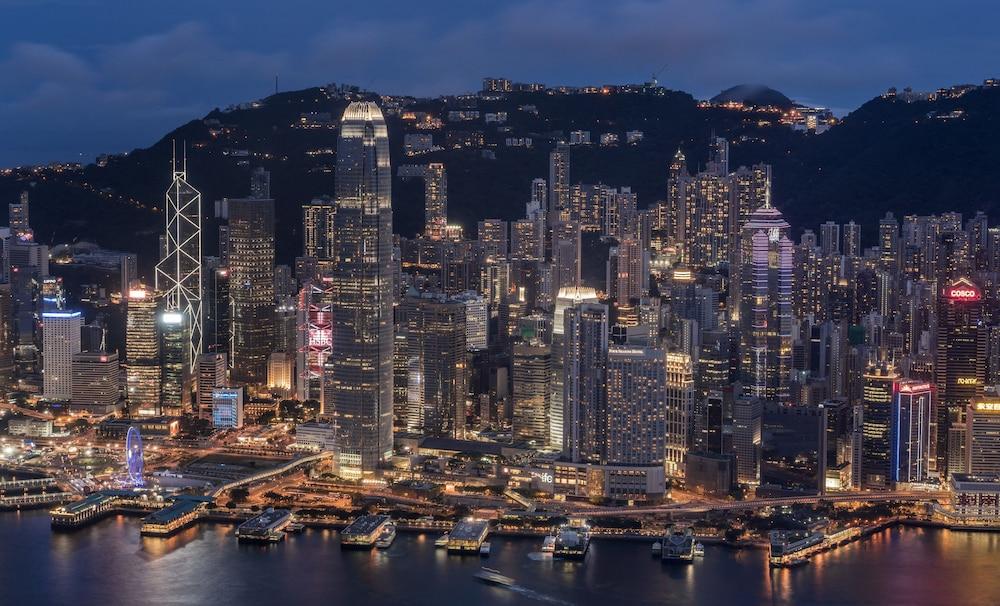포 시즌스 호텔 홍콩(Four Seasons Hotel Hong Kong) Hotel Image 73 - Exterior
