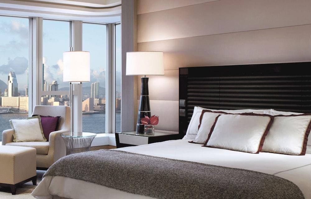 포 시즌스 호텔 홍콩(Four Seasons Hotel Hong Kong) Hotel Image 17 - Guestroom
