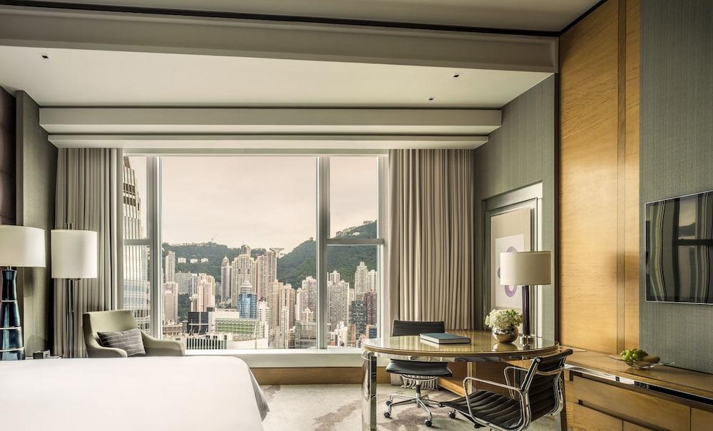 포 시즌스 호텔 홍콩(Four Seasons Hotel Hong Kong) Hotel Image 25 - Guestroom
