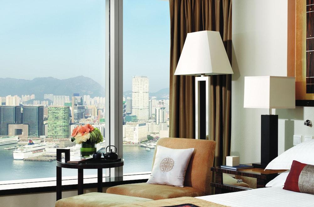 포 시즌스 호텔 홍콩(Four Seasons Hotel Hong Kong) Hotel Image 27 - Guestroom