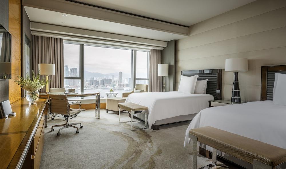 포 시즌스 호텔 홍콩(Four Seasons Hotel Hong Kong) Hotel Image 10 - Guestroom
