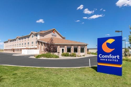 . Comfort Inn & Suites Near University of Wyoming