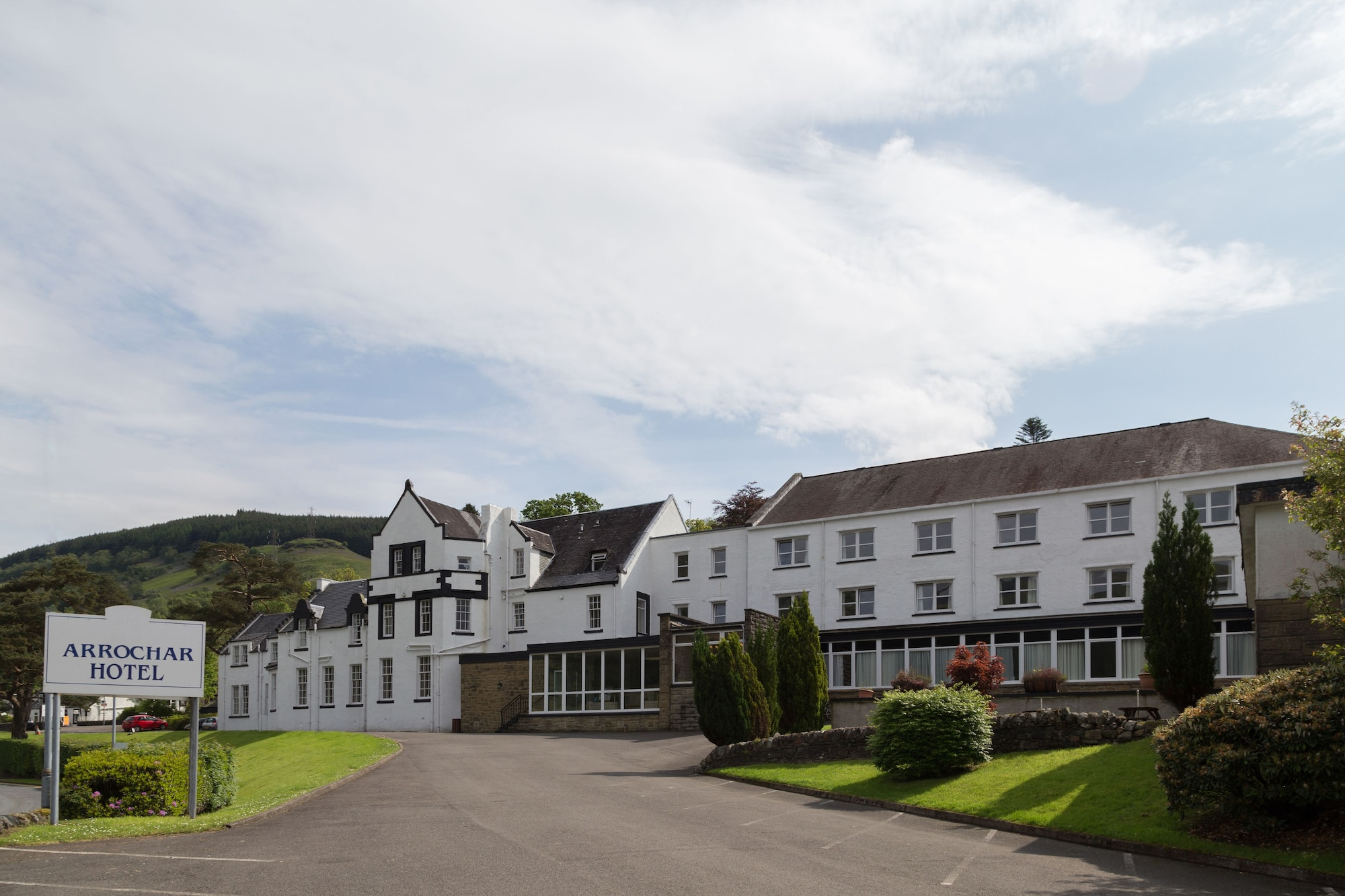 Arrochar Hotel, Argyll and Bute