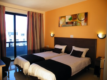 Double or Twin Room, Balcony, Bay View