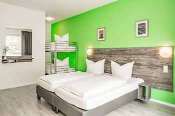 埃科薩飯店柏林奧林匹克體育場店 Alecsa Hotel am Olympiastadion