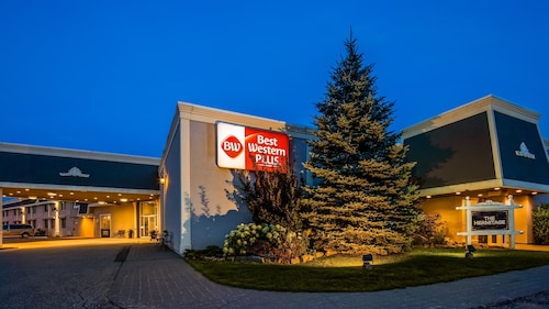 . Best Western Plus Mariposa Inn & Conference Centre