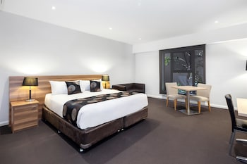 貝斯特韋斯特普拉斯巴拉瑞特套房汽車旅館 Best Western Plus Ballarat Suites